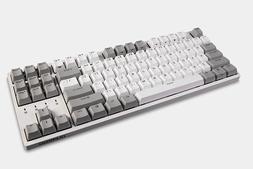 Durgod Taurus K320 TKL Mechanical Keyboard - 87 Keys - Cherr