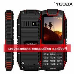 XGODY ioutdoor T1 2G Feature Phone IP68 Shockproof cep telef